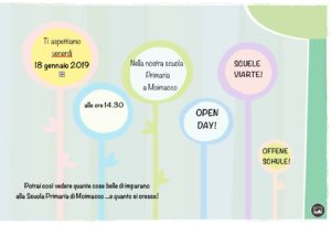 OPEN DAY MOIMACCO